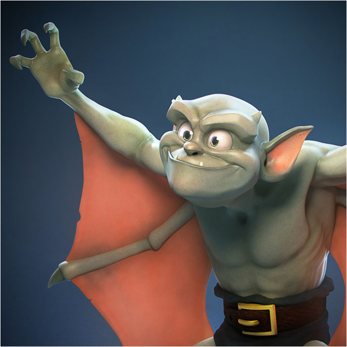 Gargoyles: Lexington – Fan Art
