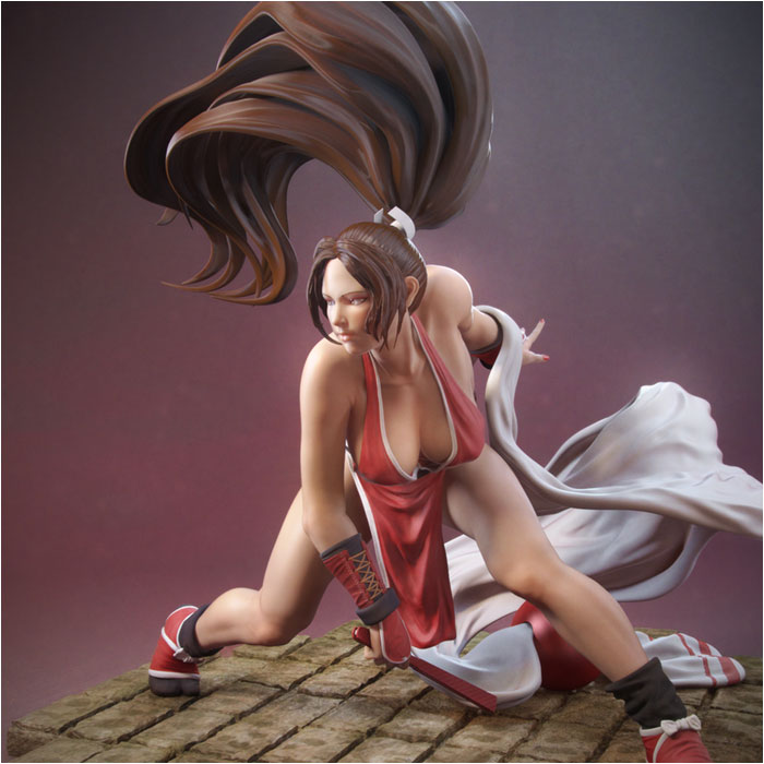 Mai Shiranui: Fan Art