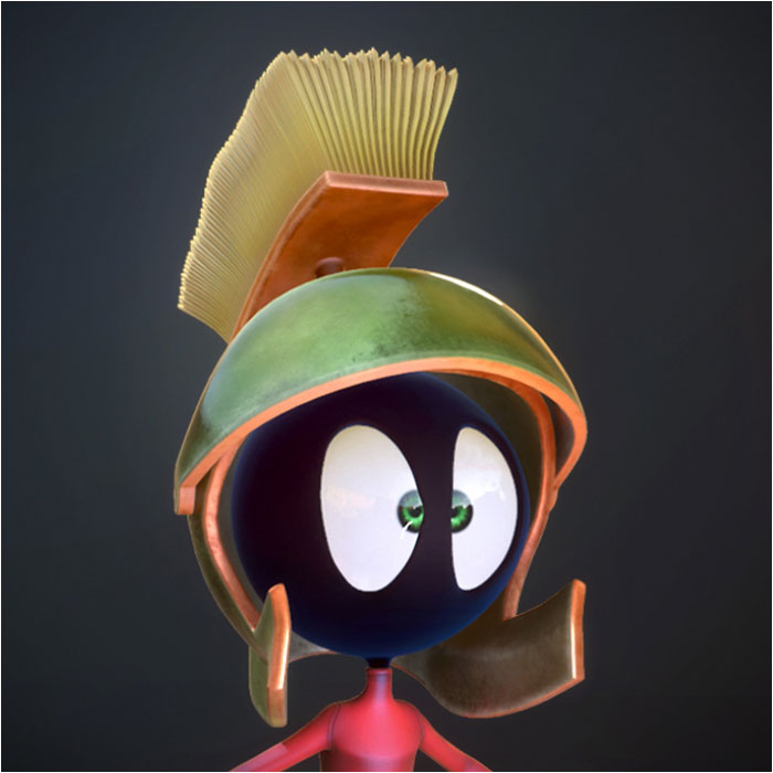 Marvin the Martian: Fan Art